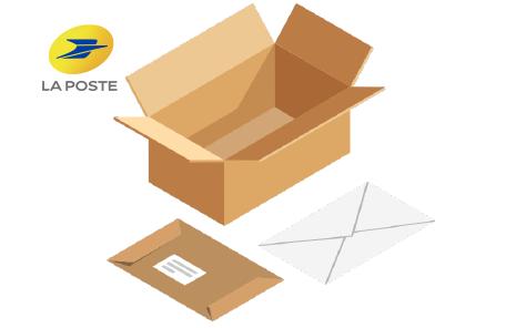 livraison contrepartie la poste