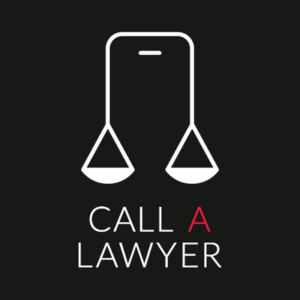 Call A Lawyer Logo