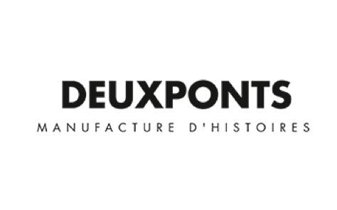 logo imprimerie deux ponts