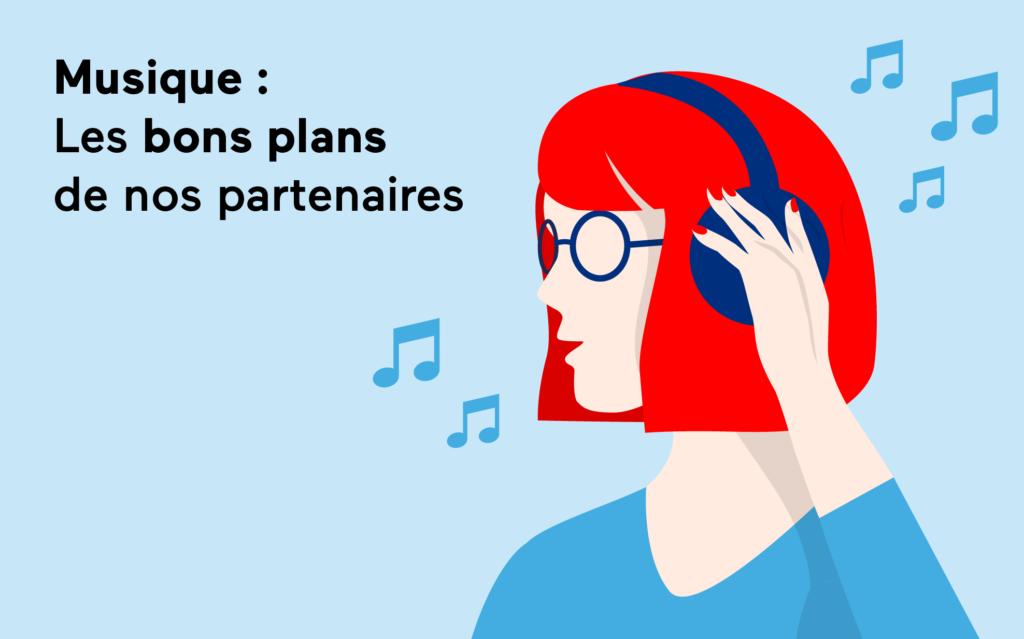 offres partenariat musique