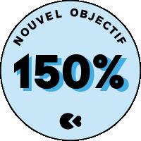 Nouvel objectif 150